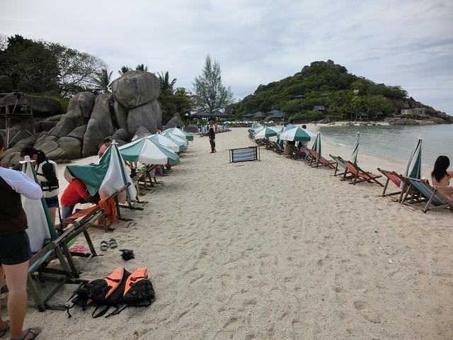 Koh Nang Yuan Beach(snorkeling Tour)
