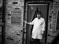 Shambles Butcher in York