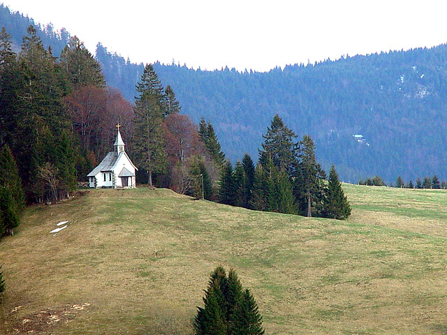 Black Forest Church by gwp57, on Flickr
