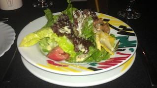 Picaso Boutique House salad