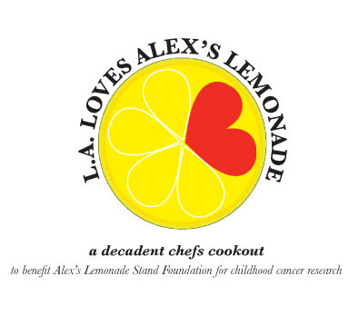 logo for Alex's Lemonade