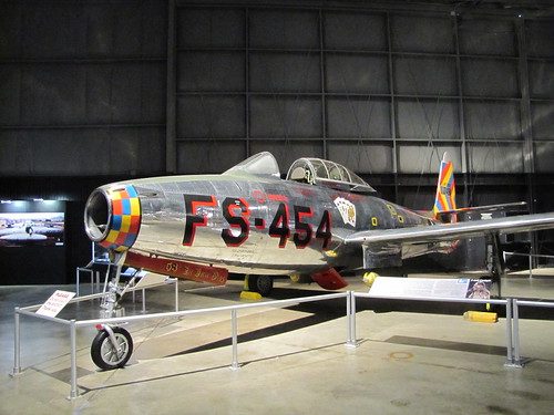IMG_5008_F-84E_Thunderjet_at_Air_Force_Museum