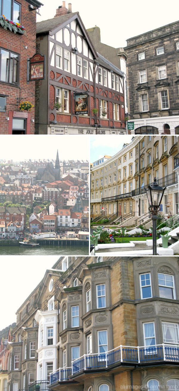 Gorgeous Georgian architecture in Whitby | Emma Lamb