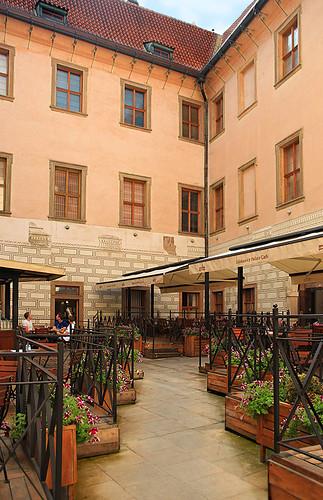 Lobkowicz Palace Cafe, Prague