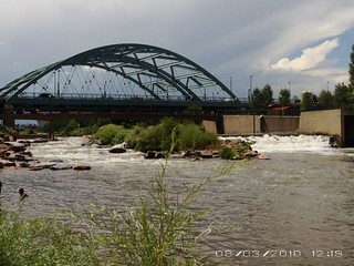 cherry creek at south platte river today_01