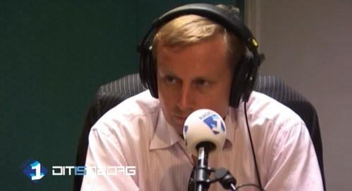 """""""Dit Is De Dag"""" Radio 1 interview"""