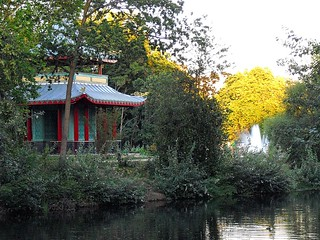 Pagoda and Fountain, Victoria Park