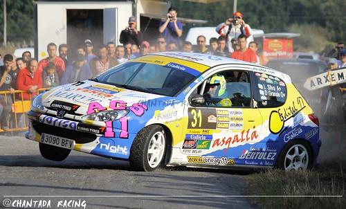 Silva 206 XXXIV Rallye San Froilán 2012