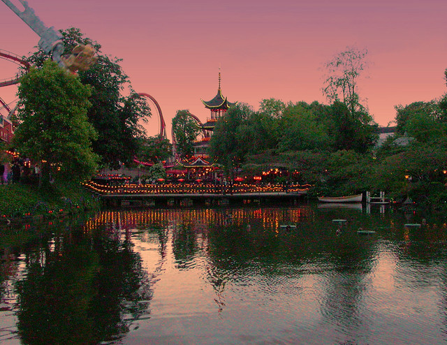 Twilight at Tivoli