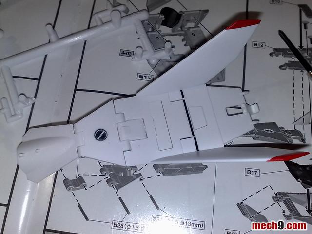 1/60 VF-1A Milia Fallyna Jenius Build