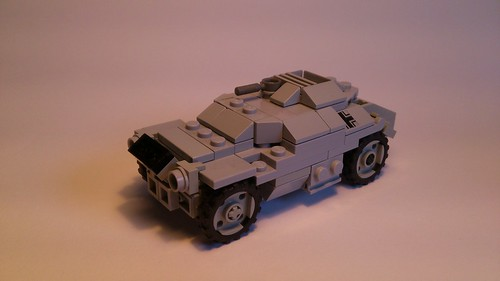Sd.Kfz 223 Armored Car