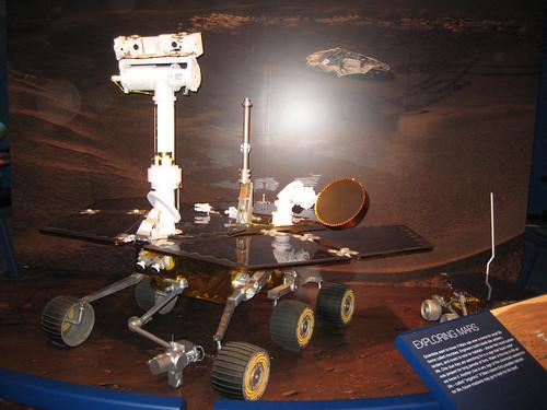 Mars Rover 1 & 2