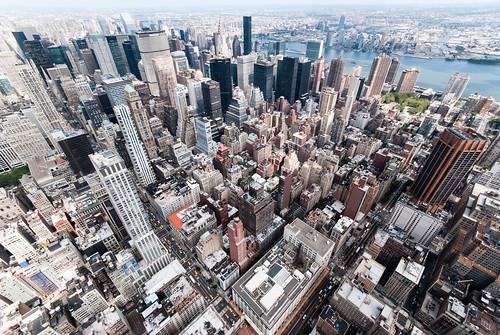 Wide angle Gotham corner by PJMixer