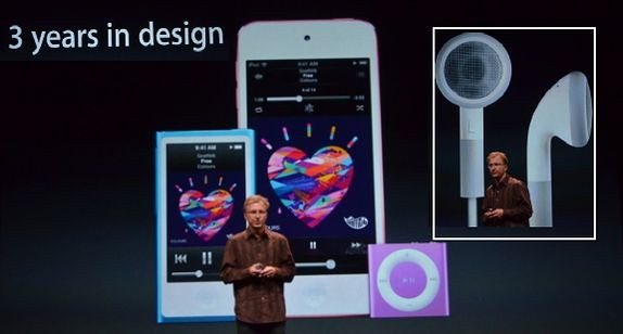 iPod и наушники