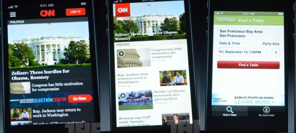 Инфа в iPhone