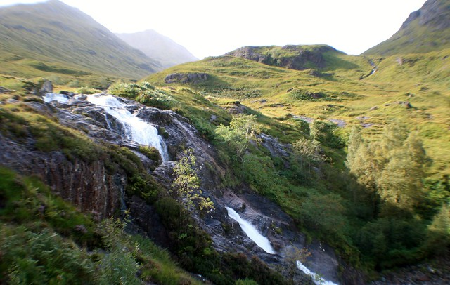 Waterfall, Glencoe