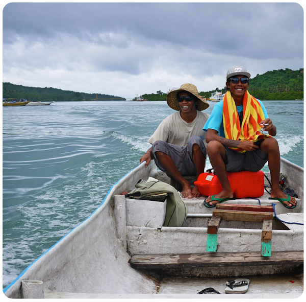 Nusa Ceningan Guide and Fisherman