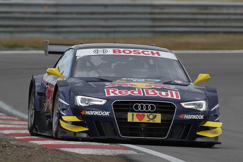 Miguel Molina Audi Team