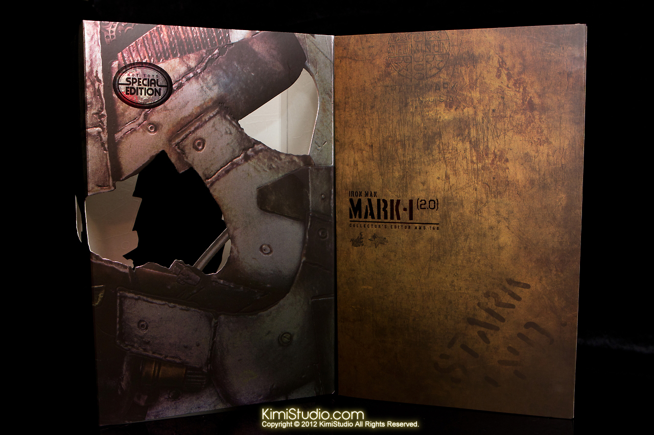 2012.09.13 MMS168 Hot Toys Iron Man Mark I V2.0-004
