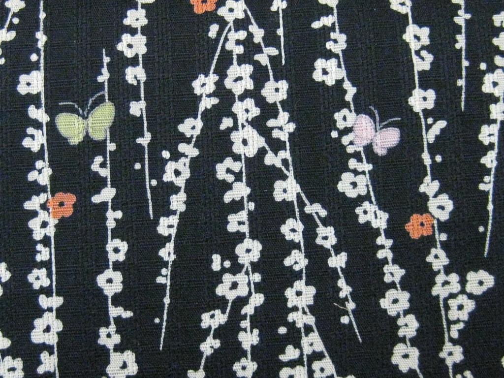 Japanese Design Fabric Japanese Cotton Kimono Fabric