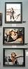 JR Linton - Faster Lea Kill Kill - Metalic Prints 16x20 -$120