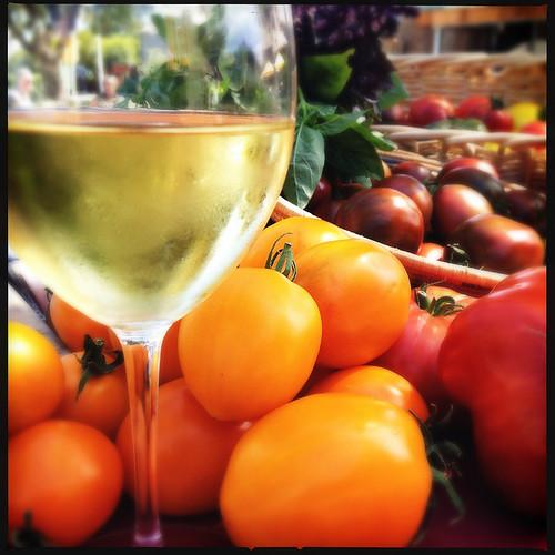 tomato harvest & tasting... by credd