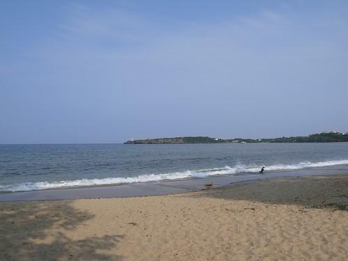 青い海 2012.05.09
