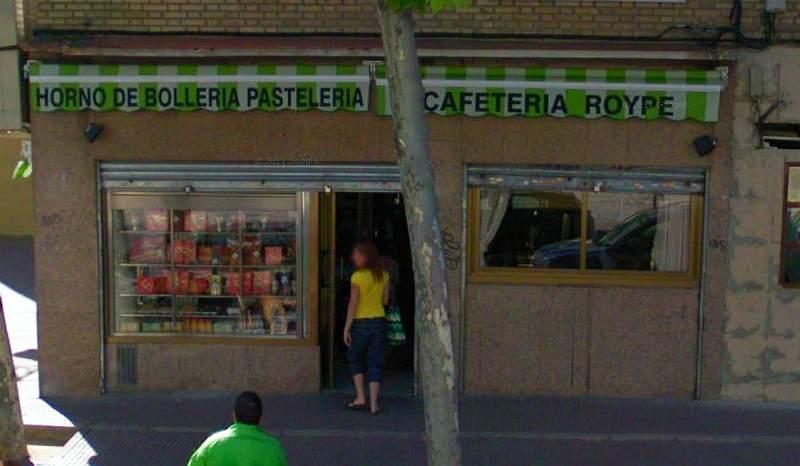 PASTELERIA ROYPE