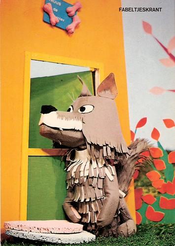 Fabeltjeskrant, Bor de Wolf