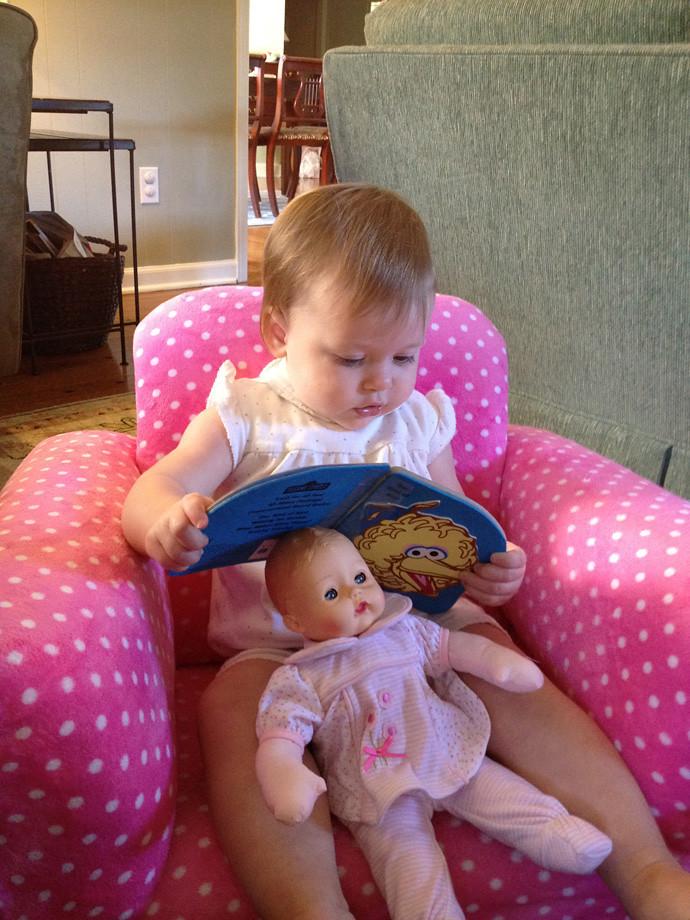 jules book baby
