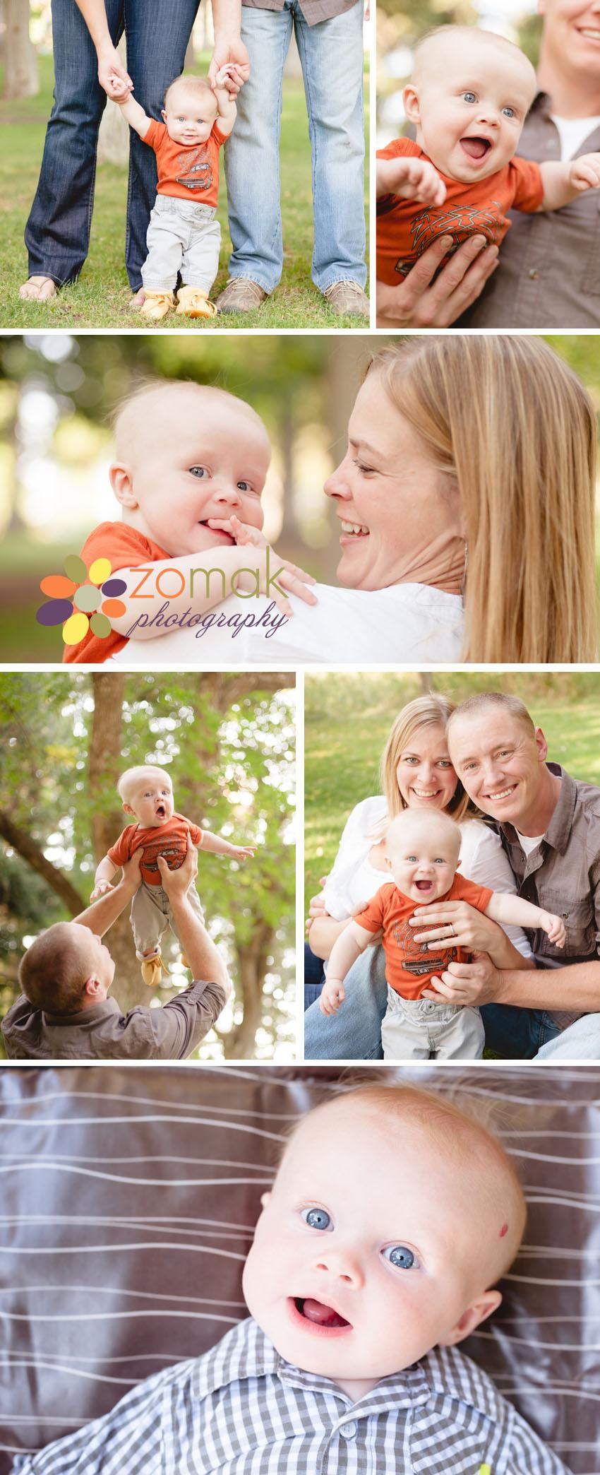 evans family web