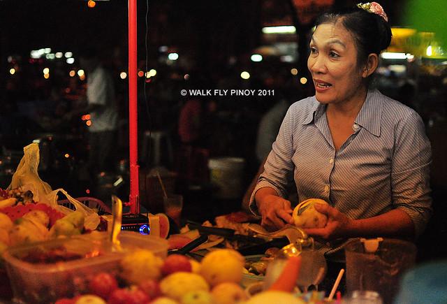 Chiang Mai Gate Food Market, Chiang Mai, Thailand