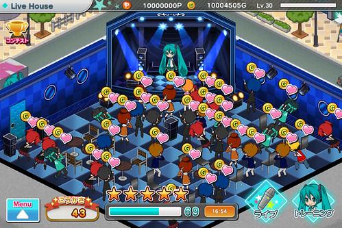 120920 - SEGA官方免費「iOS & Android」育成遊戲《初音未來 Live Stage Producer》情報公開,今年秋天正式上架! (6/7)