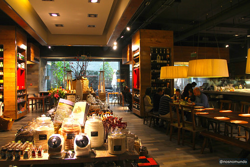 Coquinaria - restaurante e emporio gourmet