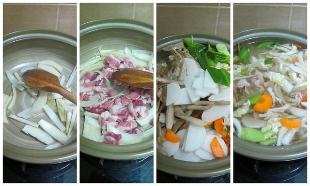 miso pork soup