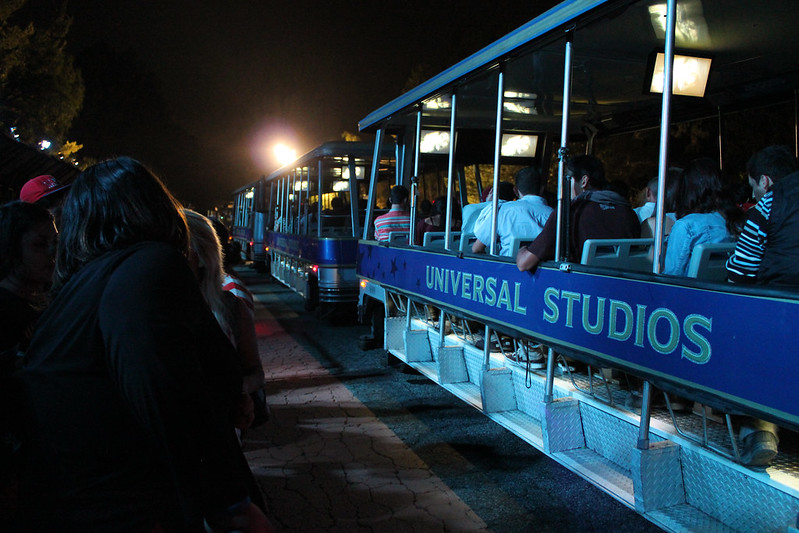 Universal's Halloween Horror Nights - Terror Tram