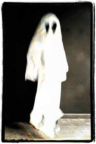 gerecykleerd spook