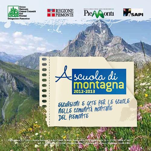 A Scuola di Montagna 2012 - 2013