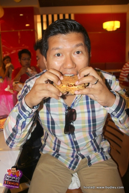 KFC Zinger Burger Double Down