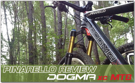 Pinarello Dogma XC Review