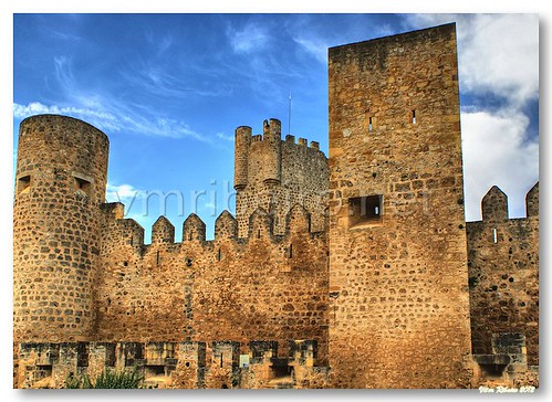 Castelo de Frias by VRfoto