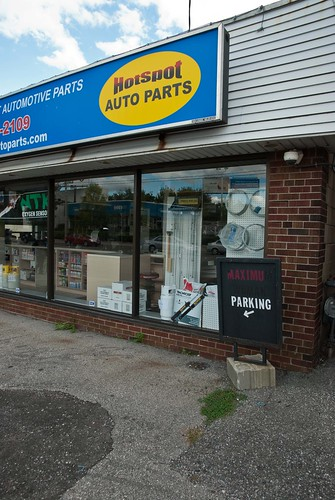 At Hot Shot Auto Parts