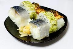 Mackerel Sushi : 鯖寿司