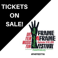 College student ticket price $25. All access pass. 27 films, five music venues, and massive art opening.Buy tickets online. www.frame4Frame.org #filmfestival #filmfestivals #f4ffest16 #musicfestival #uta #utarlington @utashorthorn @utarlington @uta_bookbr
