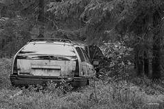 Bilkirkegård/ Car cemetery