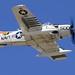 Douglas AD-6 Skyraider / Spad, BuNo. 139606 - N39606, Cavanaugh Flight Museum, at KMAF. PHOTO:Christopher Ebdon, AV8PIX by AV8PIX Christopher Ebdon