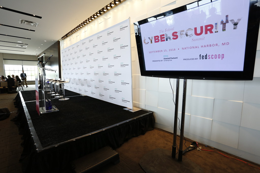 The Federal Cybersecurity Summit