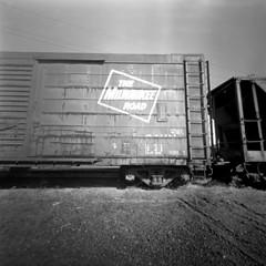 I hear a train a comin'