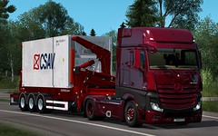 MB New Actros