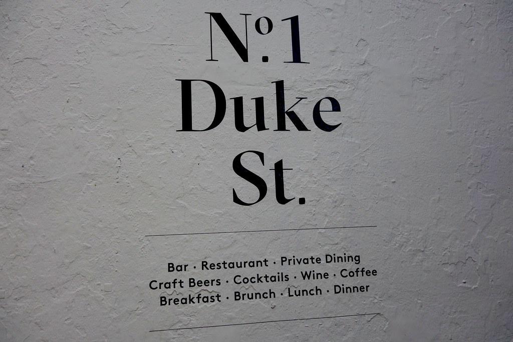 No. 1 Duke Street